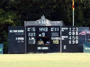 ODI World record - Sri Lanka 2004